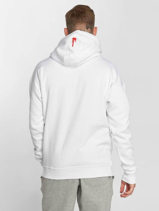 Who Shot Ya? Hoodie Capital W white