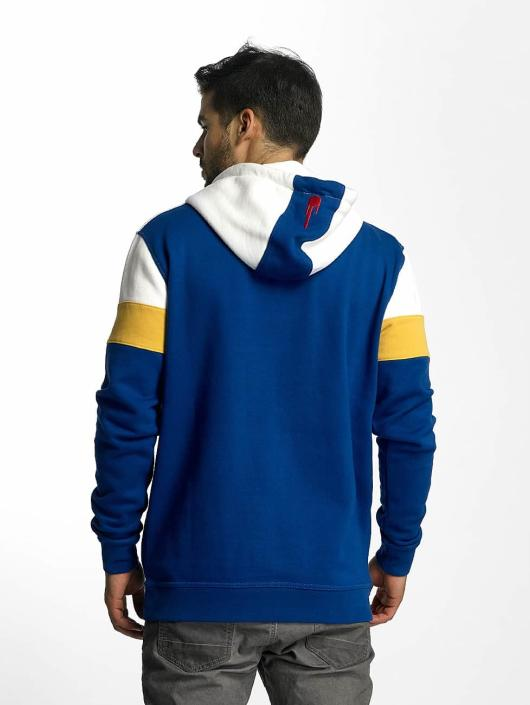 Who Shot Ya? Hoody Brownsville blau