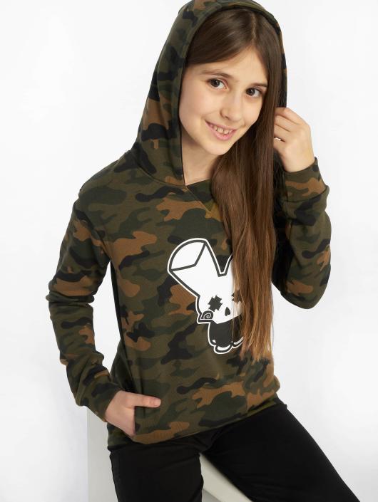Who Shot Ya? Hoody Bunny camouflage