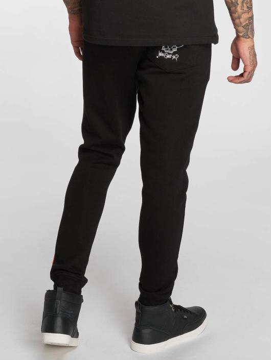 Who Shot Ya? Spodnie do joggingu Lucid Style czarny