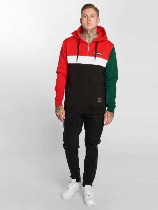 Homme Sweat Rouge Shot Capuche Who YaVaneyck 365121 l1J3FKT5cu