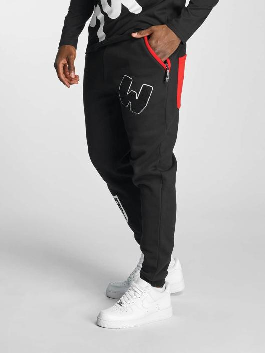 Who Shot Ya? Sweat Pant Badrabbit black