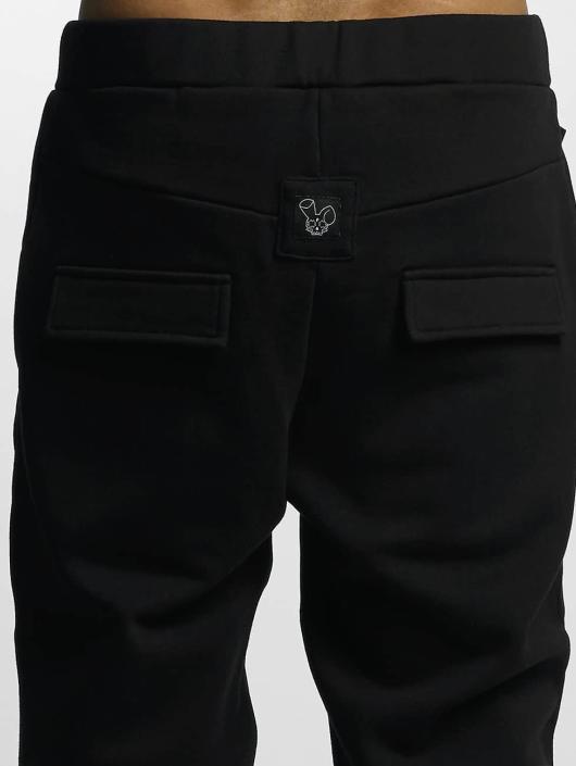 Who Shot Ya? Sweat Pant Bluecamou black