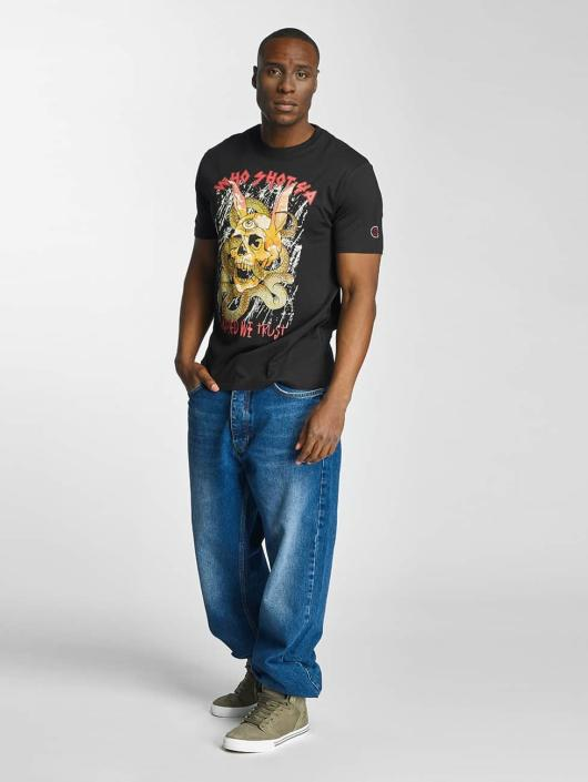 Who Shot Ya? T-Shirt InSquadWeTrust black