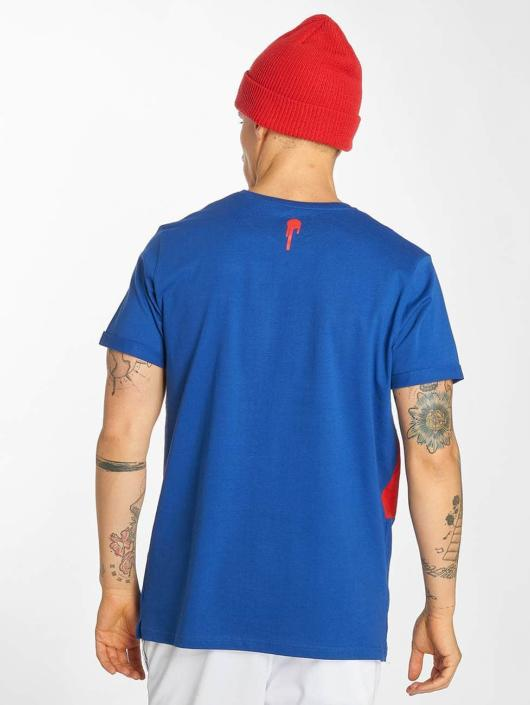 Who Shot Ya? T-Shirt PortMorris blau