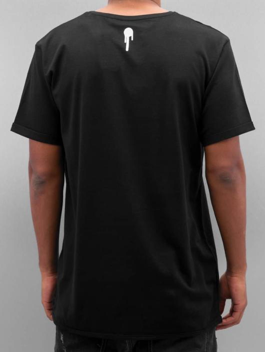 Who Shot Ya? T-Shirt Collegebro noir