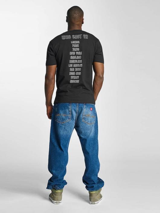 Who Shot Ya? t-shirt InSquadWeTrust zwart