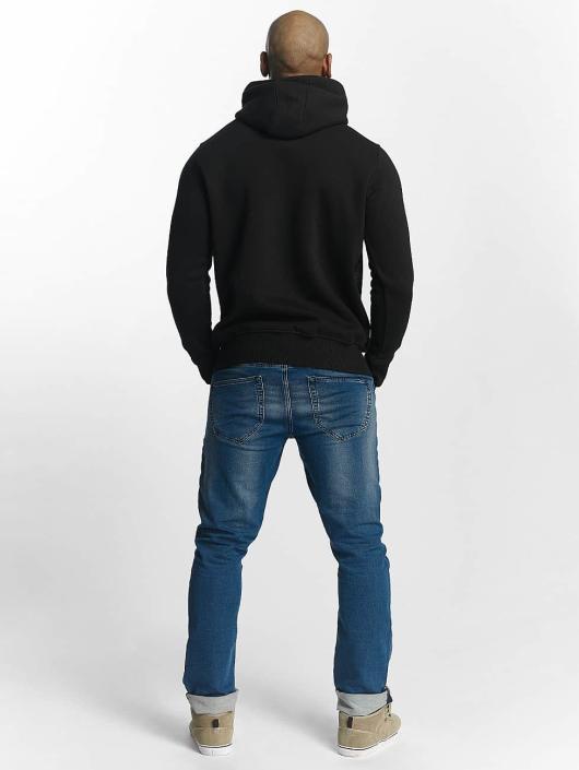 Wrung Division Bluzy z kapturem Rusher czarny
