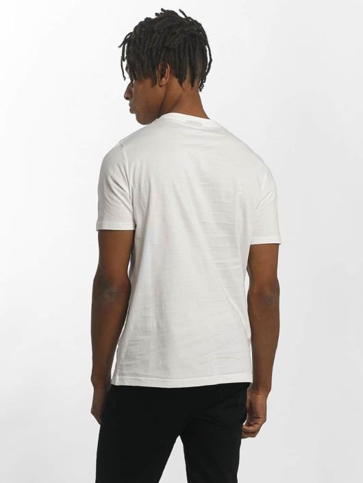 Wrung Division Camiseta Dist blanco