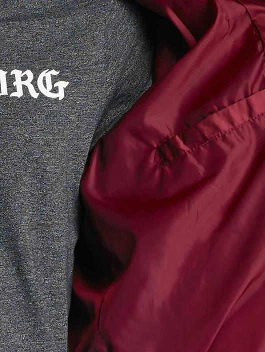 Wrung Division College jakke Touchdown red