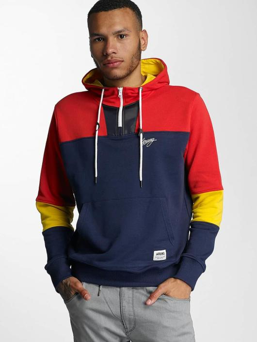 Wrung Division Hoodie Life red