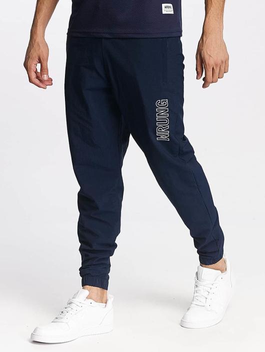mieux usine authentique la clientèle d'abord Wrung Division Jam Track Pants Navy