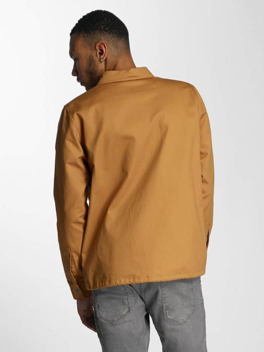 Wrung Division Lightweight Jacket Coach Snap beige