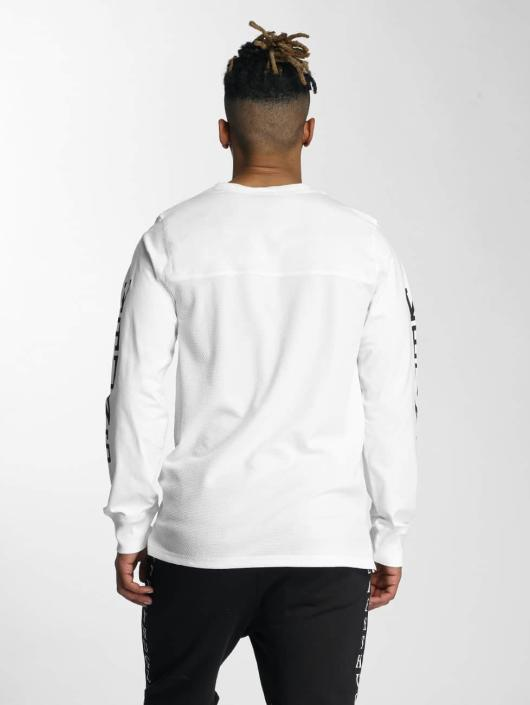 Wrung Division Longsleeve Pro weiß