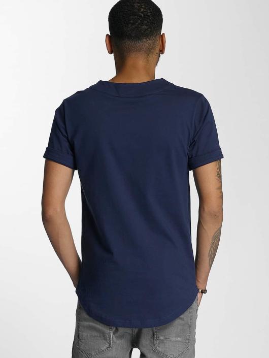 Wrung Division Shirt Hitman Baseball blue