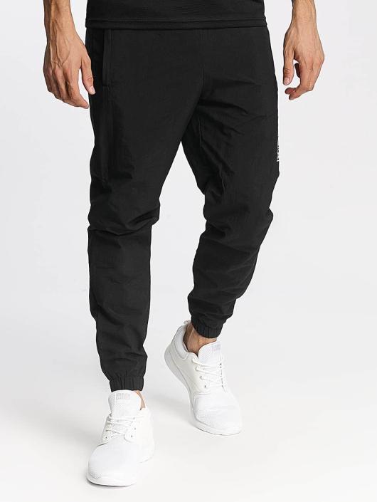 Wrung Division Spodnie do joggingu Jam czarny