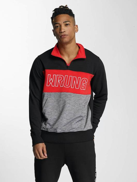 Wrung Division Swetry Rushmore czarny
