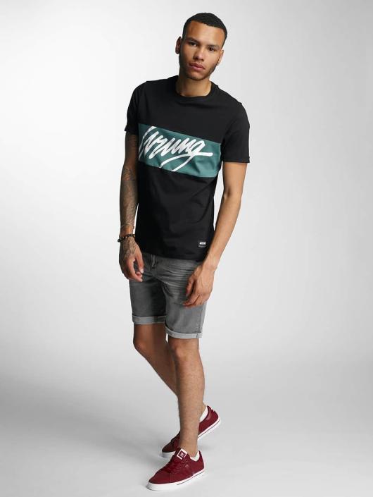 Wrung Division T-Shirt Flow black