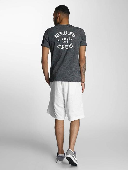 Wrung Division T-Shirt Real OG black