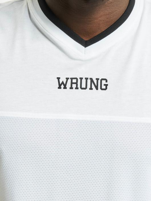 Wrung Division t-shirt Raider wit