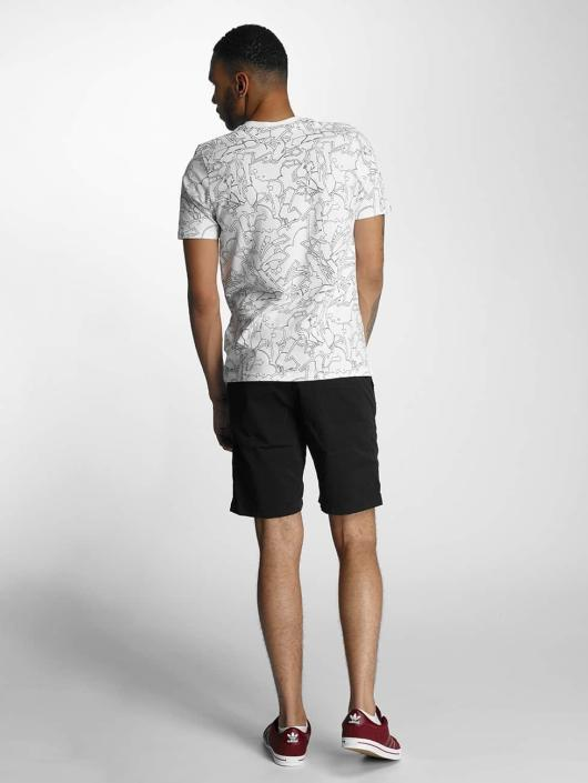 Wrung Division T-Shirty Freestyle Dize bialy