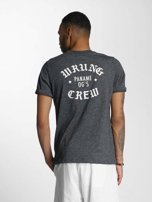 Wrung Division T-Shirty Real OG czarny