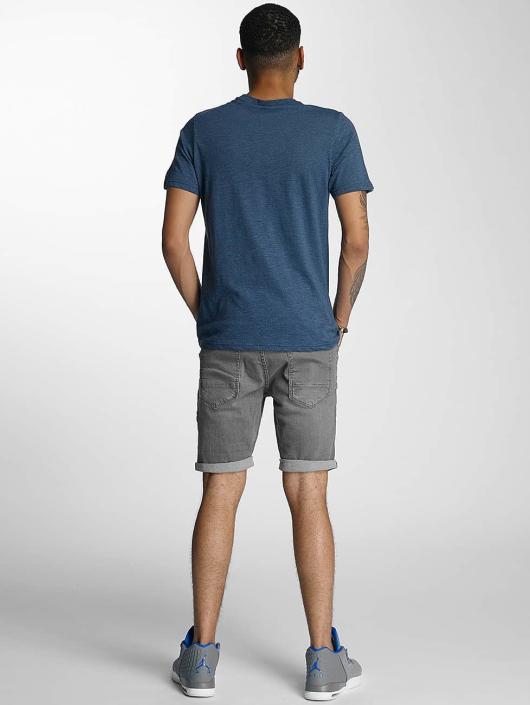 Wrung Division T-skjorter DA Crew blå
