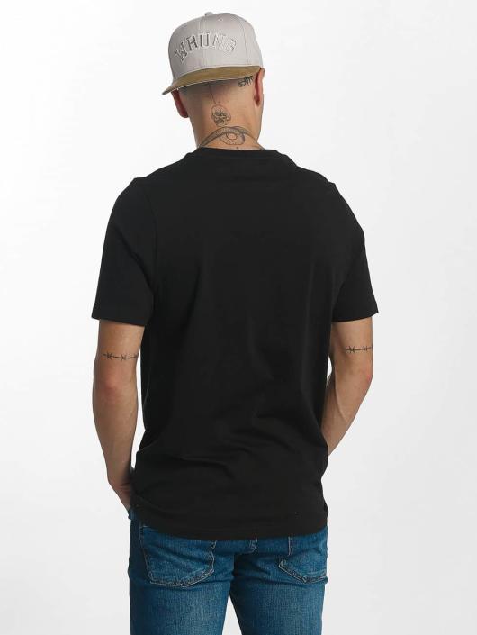 Wrung Division T-skjorter Original svart