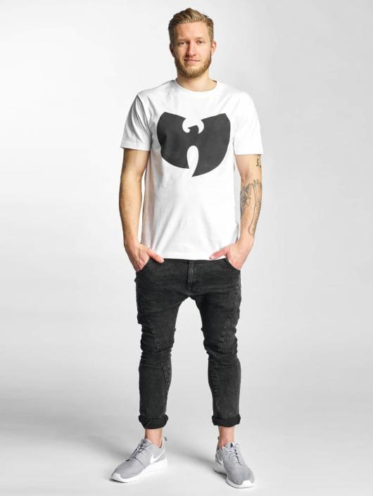 Wu-Tang Camiseta Logo blanco