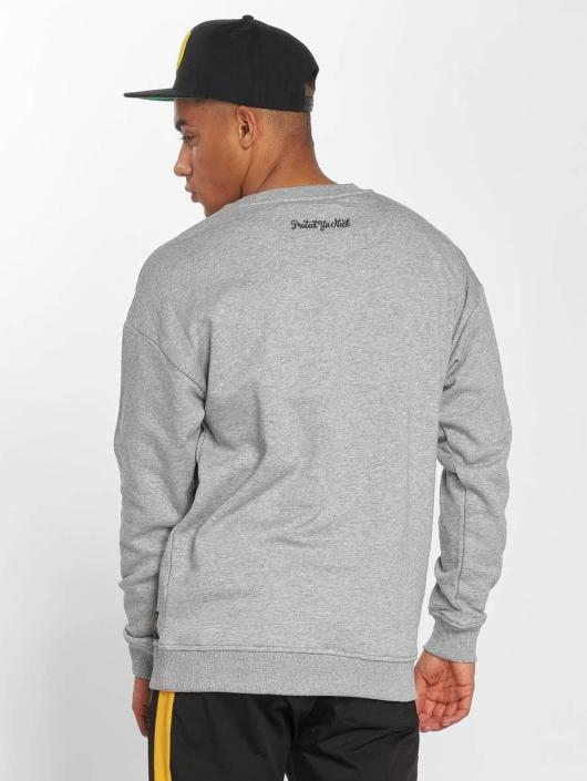 Wu-Tang Sweat & Pull Embossed gris