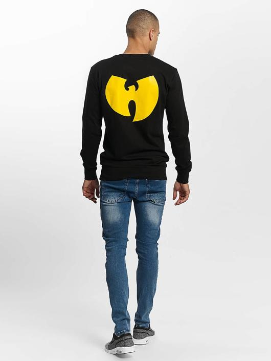 Wu-Tang Sweat & Pull Front-Back noir