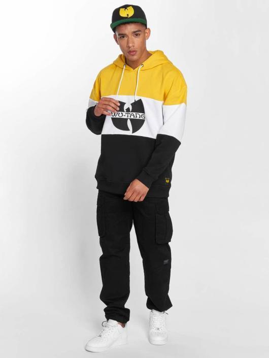 Wu-Tang Sweat capuche Block noir