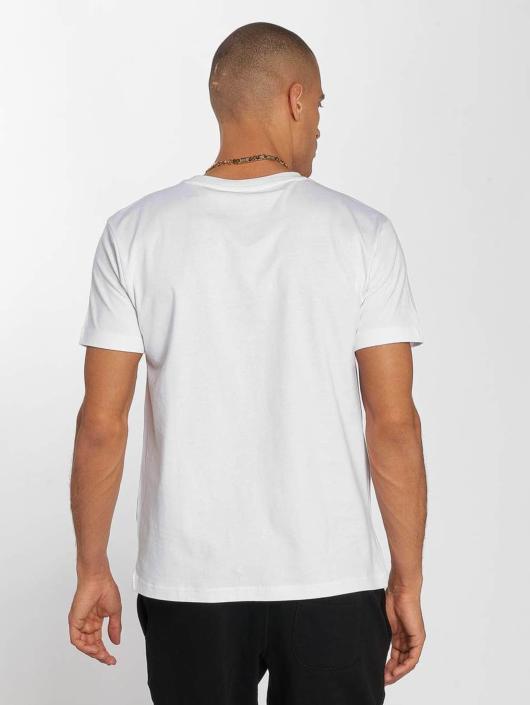 Wu-Tang T-Shirt Globe Logo blanc