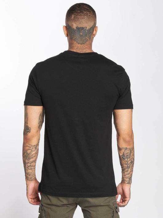 Wu-Tang t-shirt Flag zwart