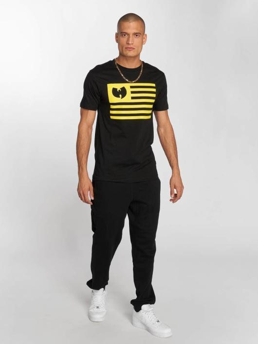 Wu-Tang T-Shirty Flag czarny
