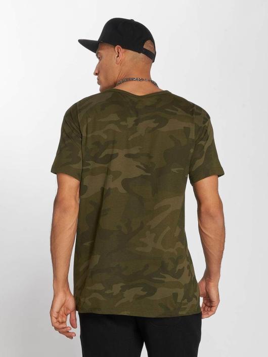 Wu-Tang T-skjorter American Camo kamuflasje