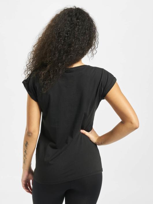 Wu-Tang T-skjorter Logo svart