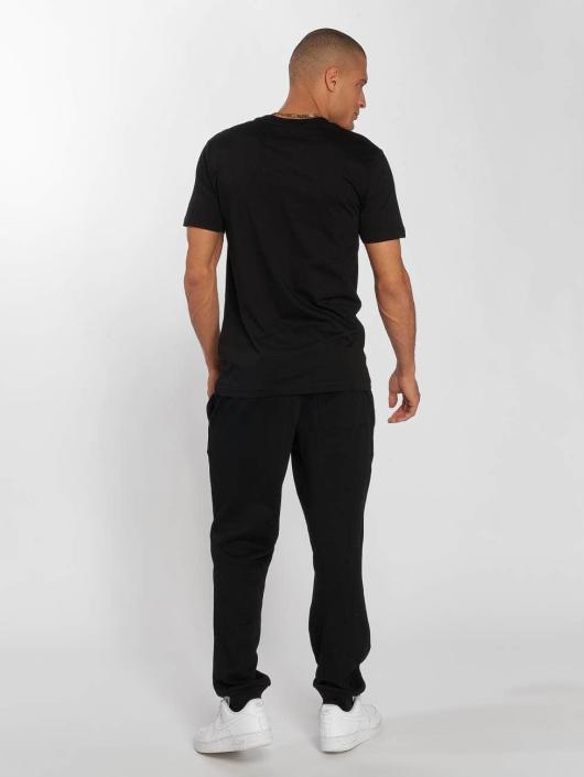 Wu-Tang T-skjorter Flag svart