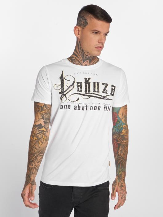 Yakuza Camiseta One Shot blanco