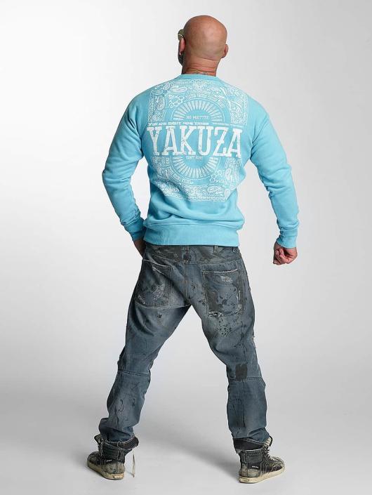 Yakuza Gensre No Matter blå