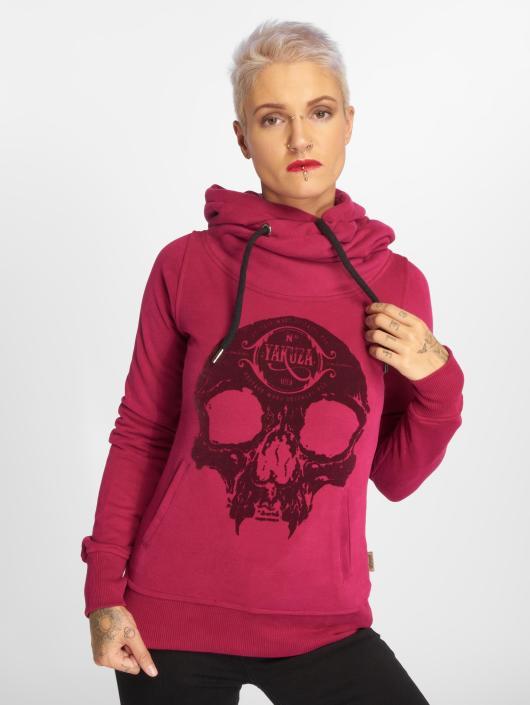Yakuza Hettegensre Velvet Skull II red