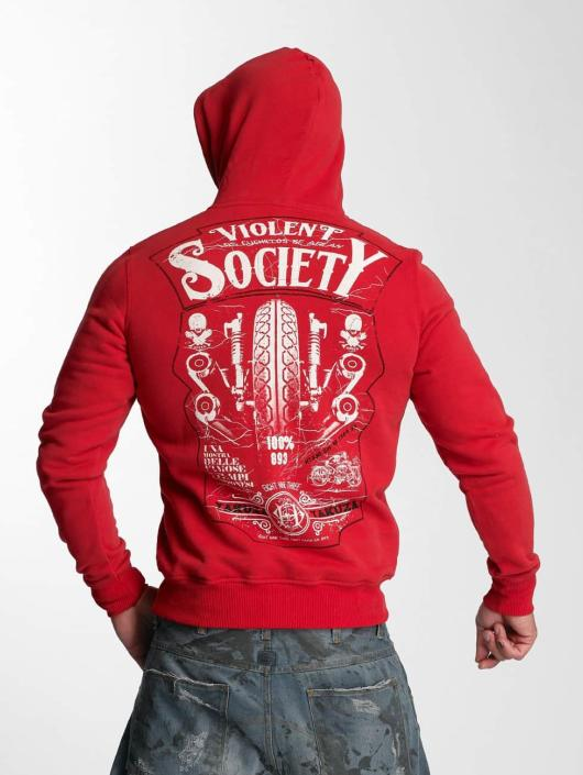 Yakuza Hettegensre Violent Society red