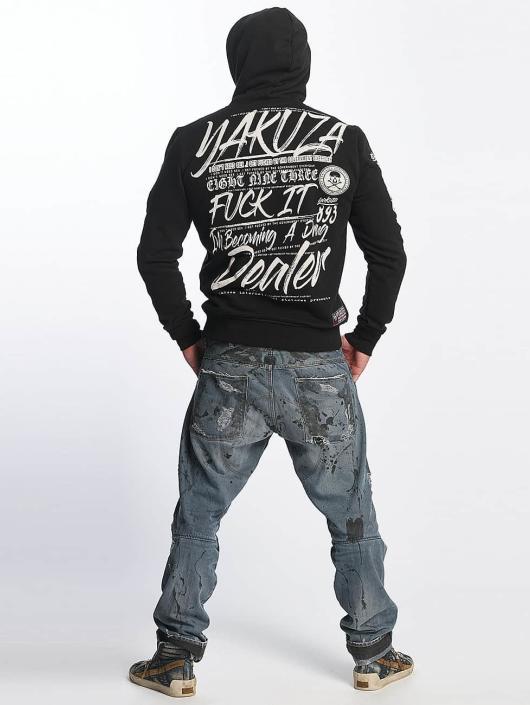 Yakuza Hoodie Drug Dealer black