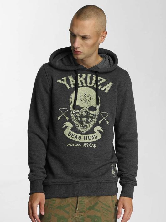 Yakuza Hoodie Dead Head gray