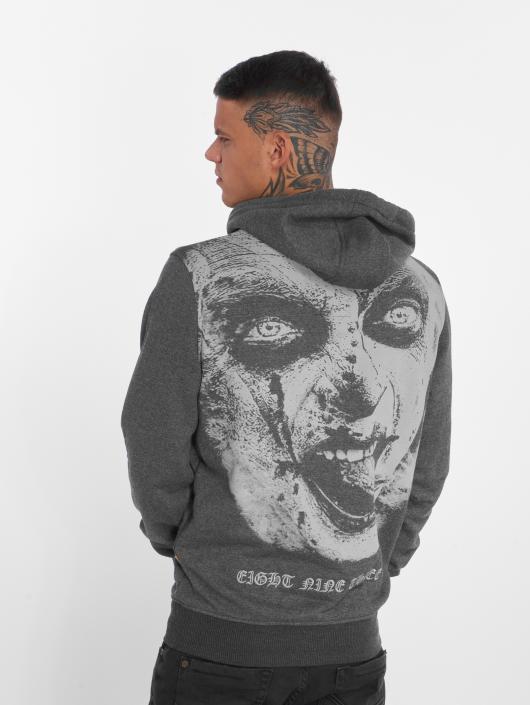 Yakuza Hoodie Undead gray