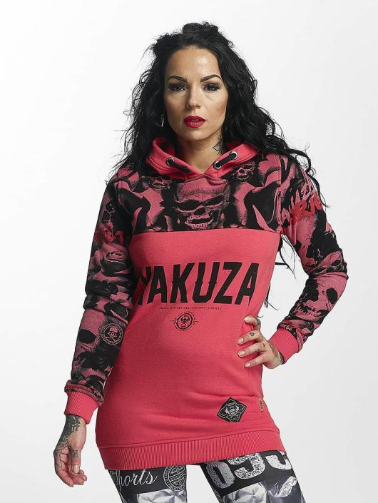 Yakuza Hoodie Sick N Fuck Flex rosa