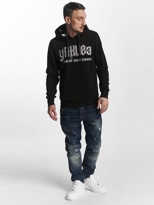 Yakuza Hoodie Undead svart