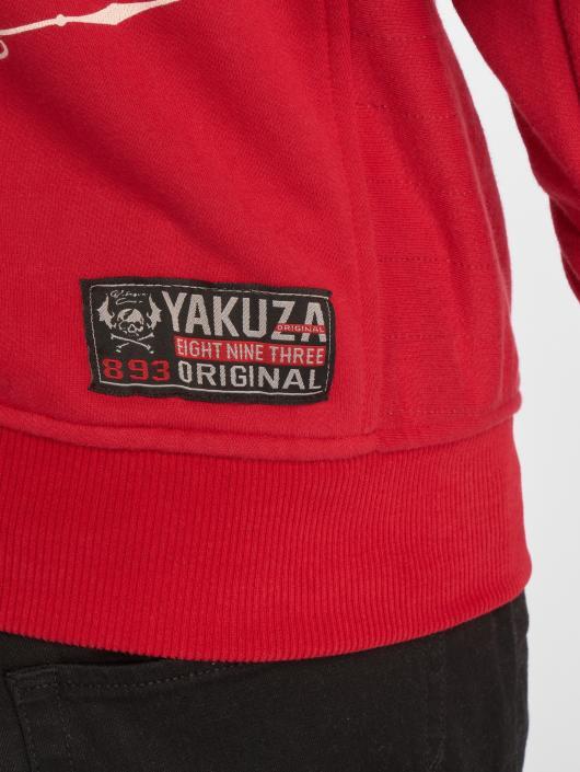 Yakuza Hoody Undead rood