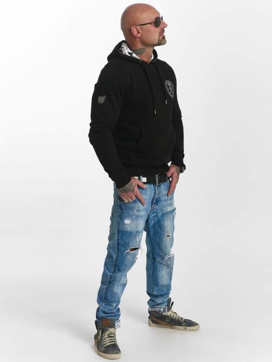 Yakuza Hoody Sicario schwarz