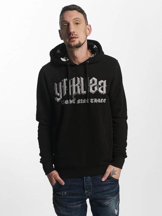 Yakuza Hoody Undead zwart